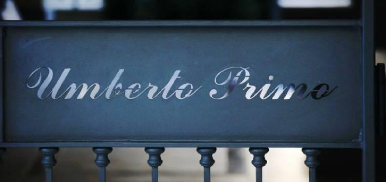Facciata Residenza Umberto Primo